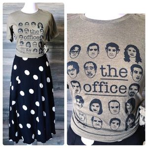 Bella + Canvas The Office t shirt